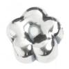 SS.925 Bead Flower Hollow 6mm